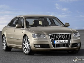 Обои Ауди A8 седан: Седан, Sedan, Audi A8, Audi