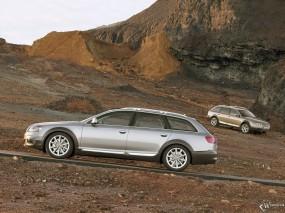 Обои Audi A6 Allroad: Audi Allroad, Audi A6, Audi
