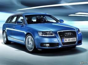 Обои Audi A6 Avant: Audi A6, Audi Avant, Audi