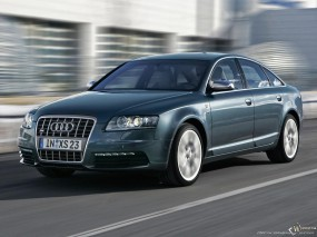 Обои Audi A6 Sedan: Audi A6, Audi