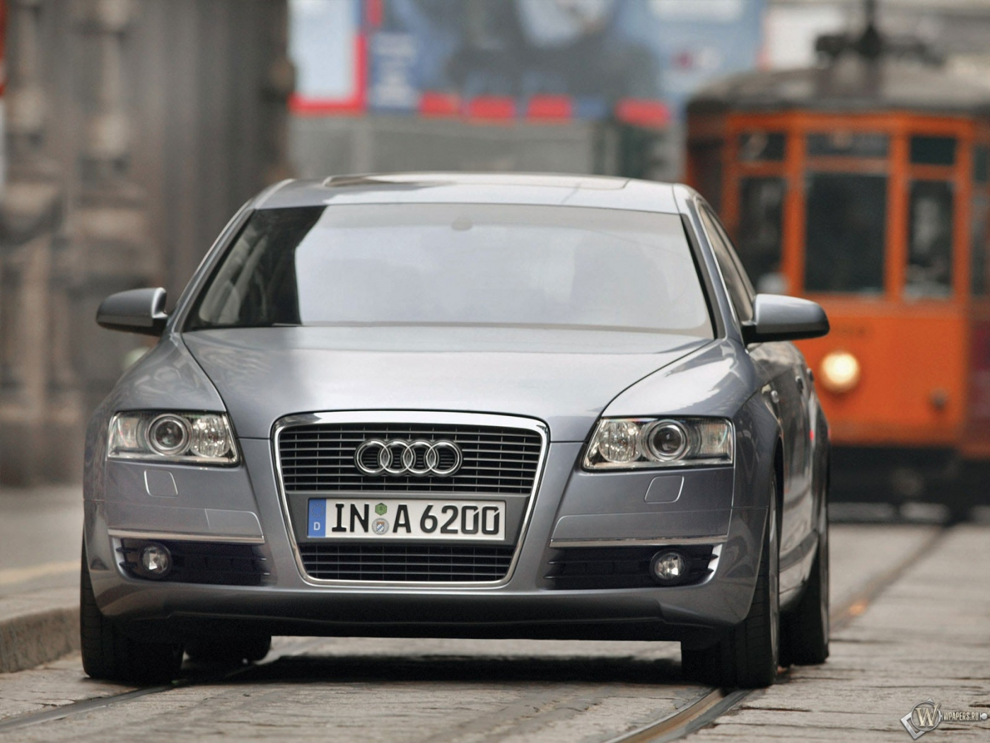 Ауди A6 Sedan 1400x1050