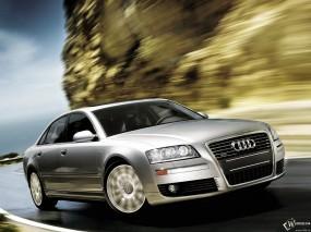 Обои Audi A8: Audi A8, Audi