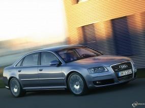 Обои Audi A8L Quattro: Ауди A8L, Audi