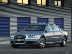 Обои Ауди A8L Quattro: Ауди A8L, Audi