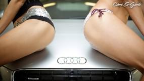 Audi с попами