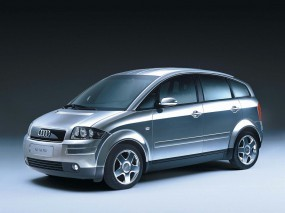 Обои Audi A2 Hatchback: Audi A2, Hatchback, Audi