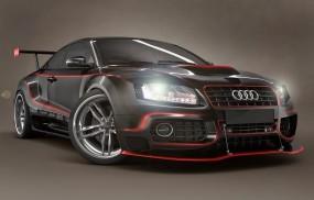 Обои Audi A5 GTR: Audi A5, Audi