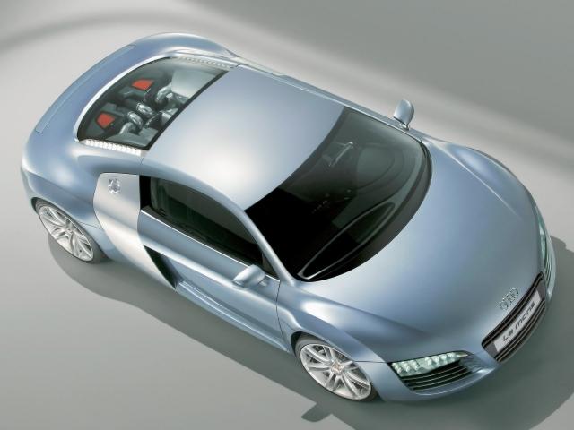 Audi Le Mans Quattro Concept - Top Front