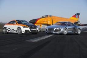 2011 MTM Audi R8 V10 Biturbo - Jet TT RS Clubsport