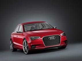 2011 Audi A3 Concept - Front Angle Tilt