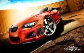 Обои BMW M6 tuning: BMW M6, Тюнинг, BMW