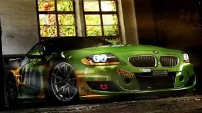Обои Z4 TUNING: BMW Z4, Тюнинг, BMW