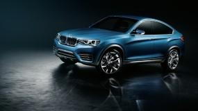 Обои BMW X4 Concept: Машина, BMW, BMW
