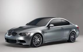 Обои BMW M3: Серебристая BMW, BMW M3, BMW