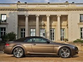 Обои BMW М6: Дом, BMW 6, BMW