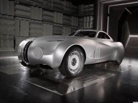 Обои BMW Mille Miglia Concept Coupe: Concept, BMW Mille Miglia, BMW