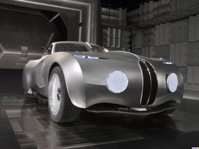 BMW Mille Miglia Concept Coupe