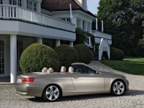 Обои BMW 3 - Cabrio (2007): Кабриолет, Красота, Дом, BMW 3, BMW