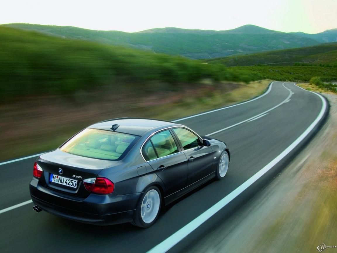 BMW 3 - Series (2006) 1152x864