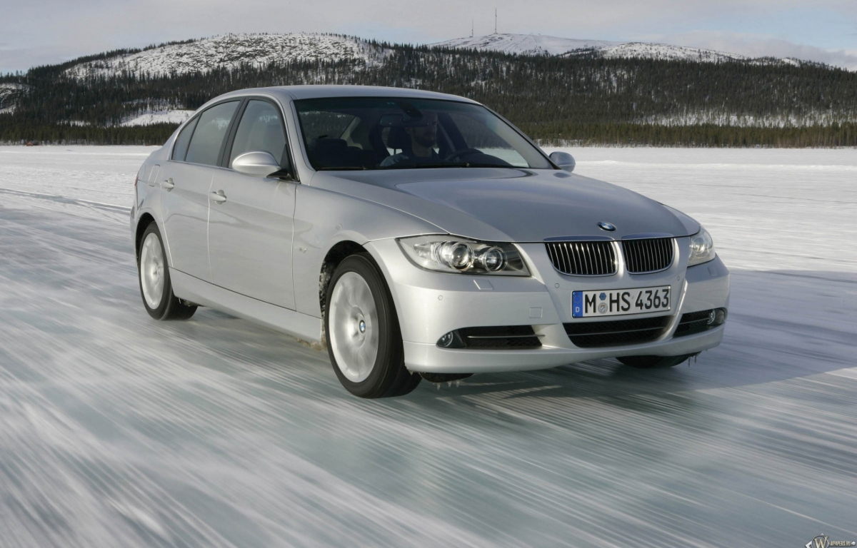 BMW 3 - Series (2006) 1200x768