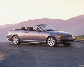 BMW 3 - Series Convertible (2000)