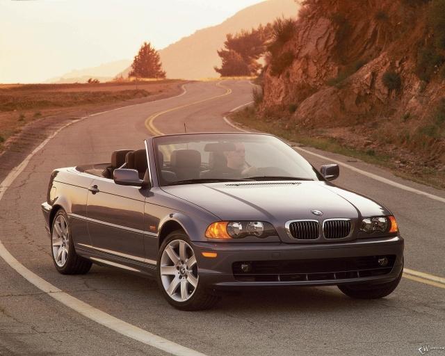 BMW 3 - Series Convertible (2000)