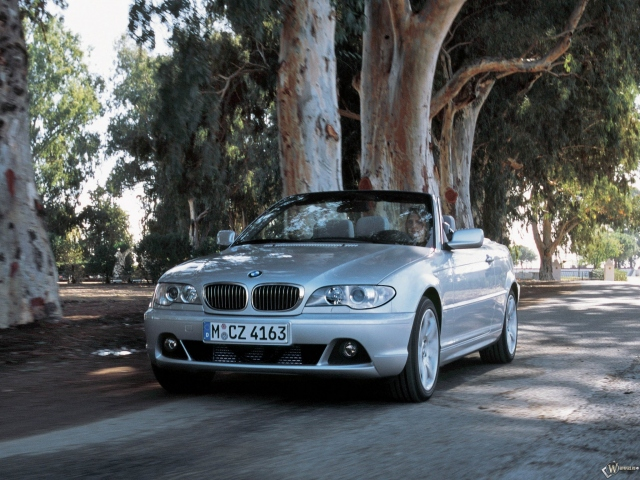 BMW 3 - Series Convertible (2003)