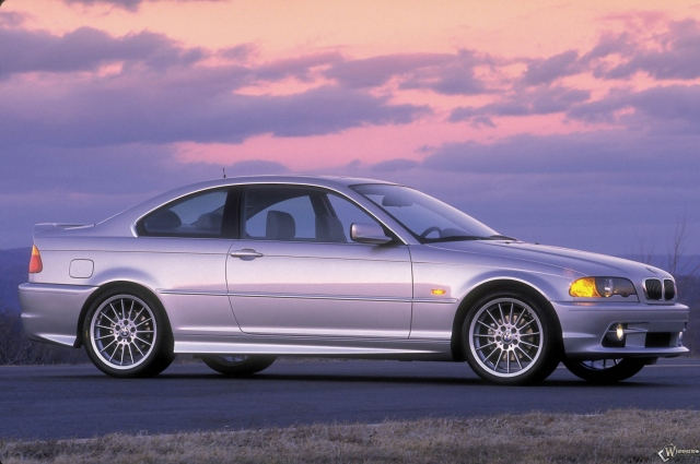 BMW 3 - Series Coupe (2000)