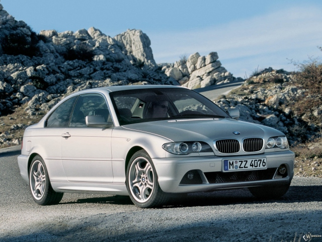 BMW - 3 Series Coupe (2003)
