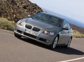 Обои BMW - 3 Series Coupe (2007): BMW, BMW Series Touring, BMW 3, BMW
