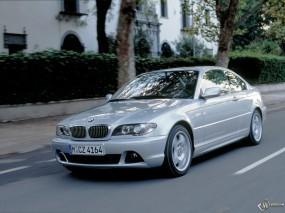 Обои BMW - 5 (2004): BMW, BMW 5, Серебристая BMW, BMW