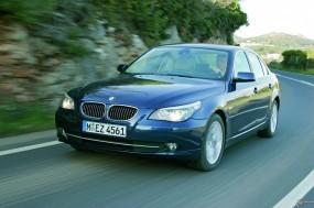 Обои BMW - 5 Series (2007): Трасса, BMW 5, BMW