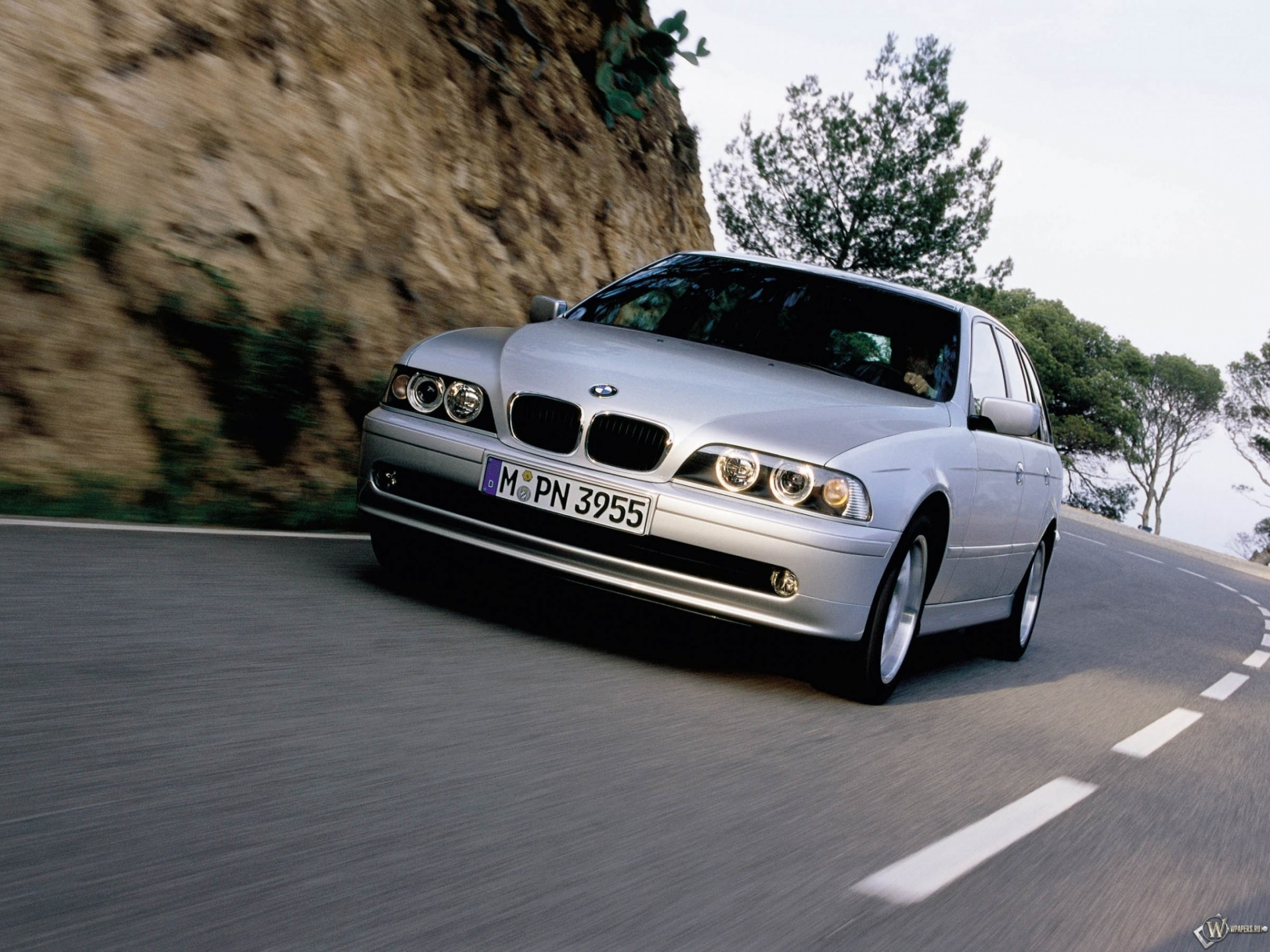 BMW - 5 Series Touring (2001) 1920x1440