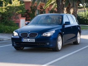 BMW 5 Series Touring (2007)