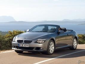 Обои BMW - 6 (2007): Кабриолет, BMW 6, BMW