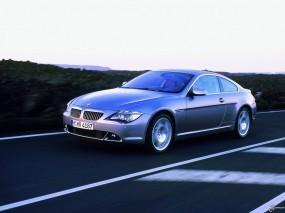 Обои BMW - 6 Series (2004): Скорость, BMW, BMW 6, BMW