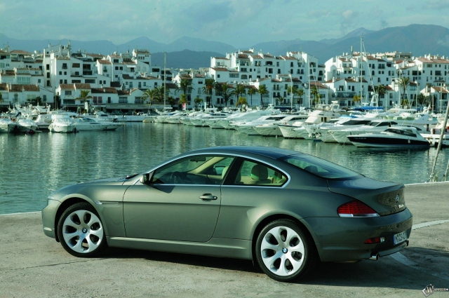 BMW - 6 Series (2004)