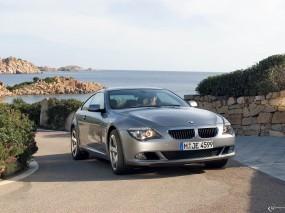 Обои BMW - 6 Series (2008): Море, BMW, BMW 6, BMW