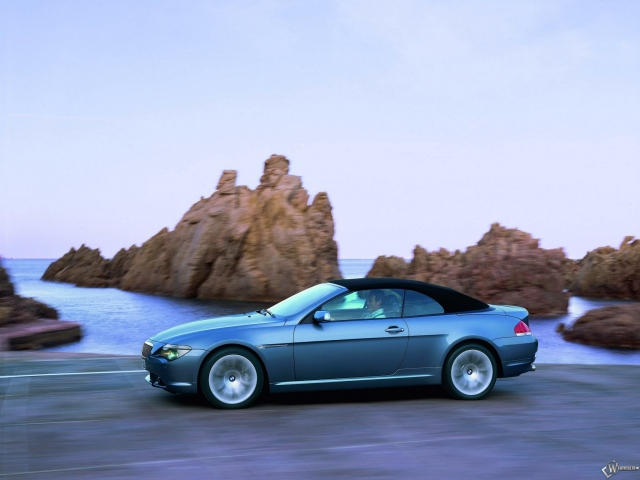 BMW - 6 Series Convertible (2004)