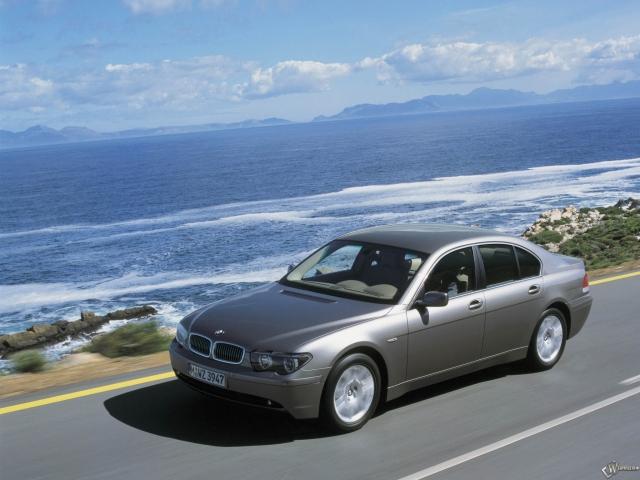 BMW - 7 Series (2002)