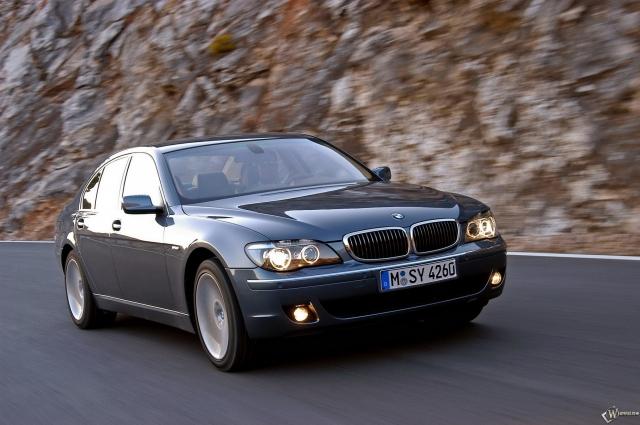 BMW - 7 Series (2006)