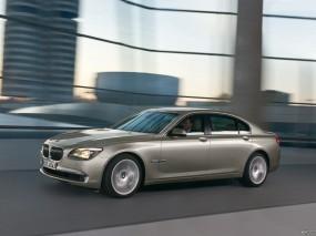 Обои BMW - 7 Series (2009): Город, BMW, BMW 7, BMW
