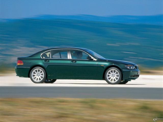 BMW - 7 Series L (2003)