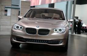 BMW - Concept 5 Series Gran Turismo (2009)