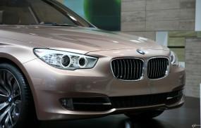 Обои BMW - Concept 5 Series Gran Turismo (2009): BMW, BMW 5, BMW Gran Turismo, BMW