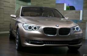 BMW Concept 5 Series Gran Turismo (2009)