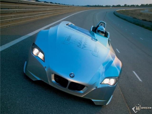 BMW H2R (2004)