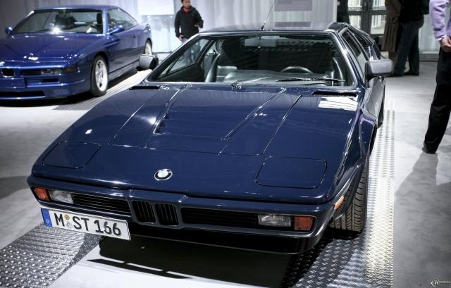 BMW - M1 (1978)