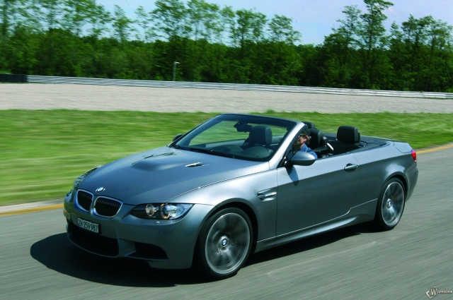 BMW M3 - Convertible (2009)