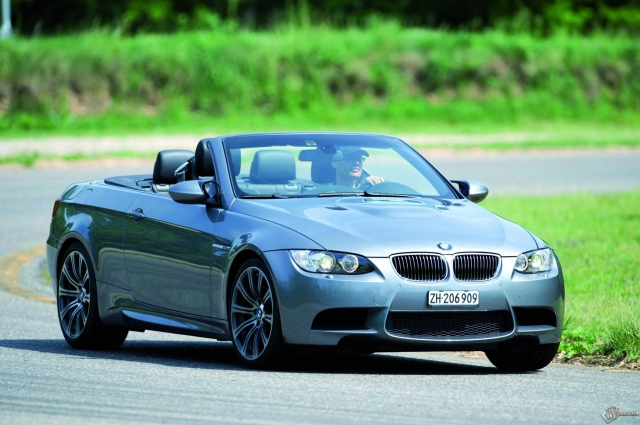BMW - M3 Convertible (2009)